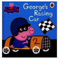 Peppa Pig George's Racing Car