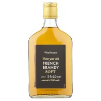 Waitrose French Brandy 3yo