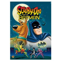 DVD Scooby Doo! Meets Batman