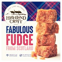 Highland Croft the famous fudge