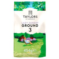 Taylors lazy sunday medium ground coffee