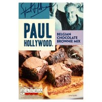 Paul Hollywood Luxurious Chocolate Brownie Mix