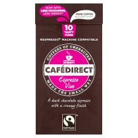 Cafédirect Espresso Vivo 10 Pods