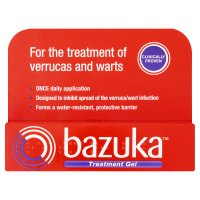 Bazuka treatment gel