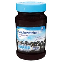 Weight Watchers blackcurrant jam