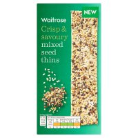 Waitrose Mixed Seed Thins