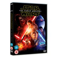 DVD Star Wars: The Force Awakens