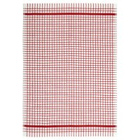 Waitrose Cooking red poli-dri tea towel