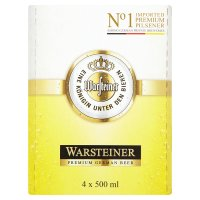 Warsteiner Premium German Beer
