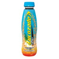 Lucozade Carribean crush