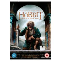 DVD The Hobbit: The Battle of The Five