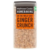 Cook's Homebaking Ginger Crunch
