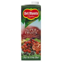 Del Monte super fruits fruit juice