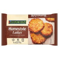 Yarden homestyle potato latkes