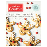 Waitrose Gingerbread Reindeer Kit