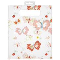 Waitrose Butterfly Girls Medium Bag