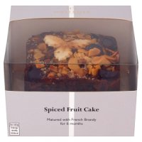 Waitrose Christmas richly fruited gift cake