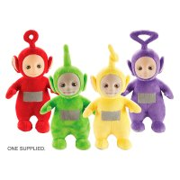 Teletubbies talking soft toy