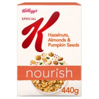 Special K Nourish Hazelnuts, Almonds & Pumpkin Seeds