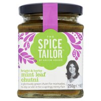 The Spice Tailor mint leaf chutni