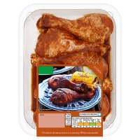 Waitrose BBQ Chicken Drumsticks