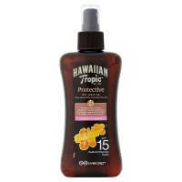 Hawaiian Tropic dry spray oil SPF15