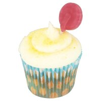 Waitrose Cupcake sherbet dip with lolly