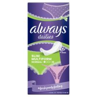 Always Dailies Thin Pantyliners