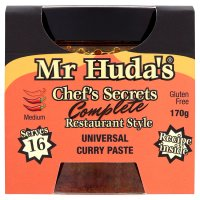 Mr Huda's universal curry paste