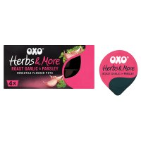 Oxo herbs & more garlic & parsley
