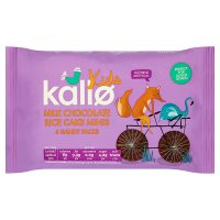 Kallo Kids Milk Chocolate Rice Cake Minis
