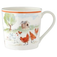 Waitrose Dorset Chicken Mug
