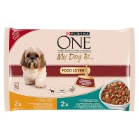 Purina ONE My Dog Is Food Lover Turkey/Pork