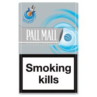 Pall Mall silver click on