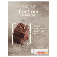 Waitrose LoveLife Chocolate Brownie