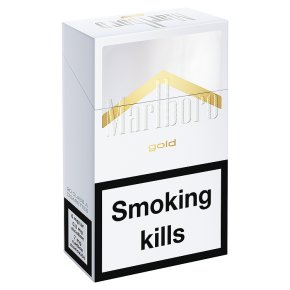 Price of cigarettes Marlboro brands in Illinois