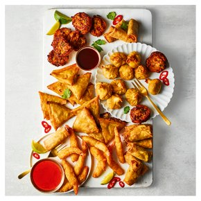 Waitrose mini oriental selection waitrose for Waitrose canape selection