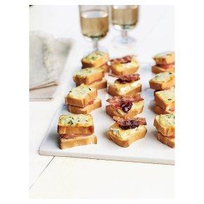 Canape selection waitrose for Waitrose canape selection