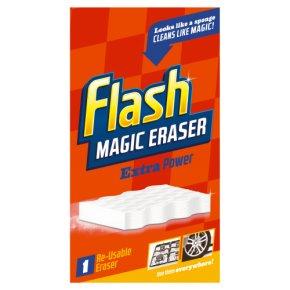 flash magic eraser extra power waitrose. Black Bedroom Furniture Sets. Home Design Ideas