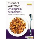 essential Waitrose bran flakes - 500g