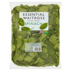 essential Waitrose spinach - 450g