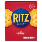 Ritz crackers - 200g Brand Price Match - Checked Tesco.com 11/12/2013