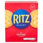 Ritz crackers - 200g Brand Price Match - Checked Tesco.com 04/12/2013