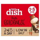 Little dish pasta bolognese - 200g Brand Price Match - Checked Tesco.com 23/07/2014