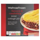 Waitrose Frozen mini cottage pie - 250g