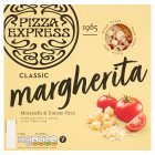 Pizza Express margherita pizza - 245g Brand Price Match - Checked Tesco.com 08/02/2016