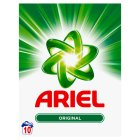Ariel Actilift Washing Powder Laundry Detergent 10 washes - 650g Brand Price Match - Checked Tesco.com 28/07/2014