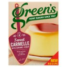 Green's Carmelle Vanilla Dessert with Caramel Syrup - 70g Brand Price Match - Checked Tesco.com 05/03/2014