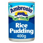 Ambrosia Devon Creamed Rice Pot - 400g Brand Price Match - Checked Tesco.com 04/12/2013