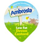 Ambrosia Devon Low Fat Custard - 150g Brand Price Match - Checked Tesco.com 04/12/2013